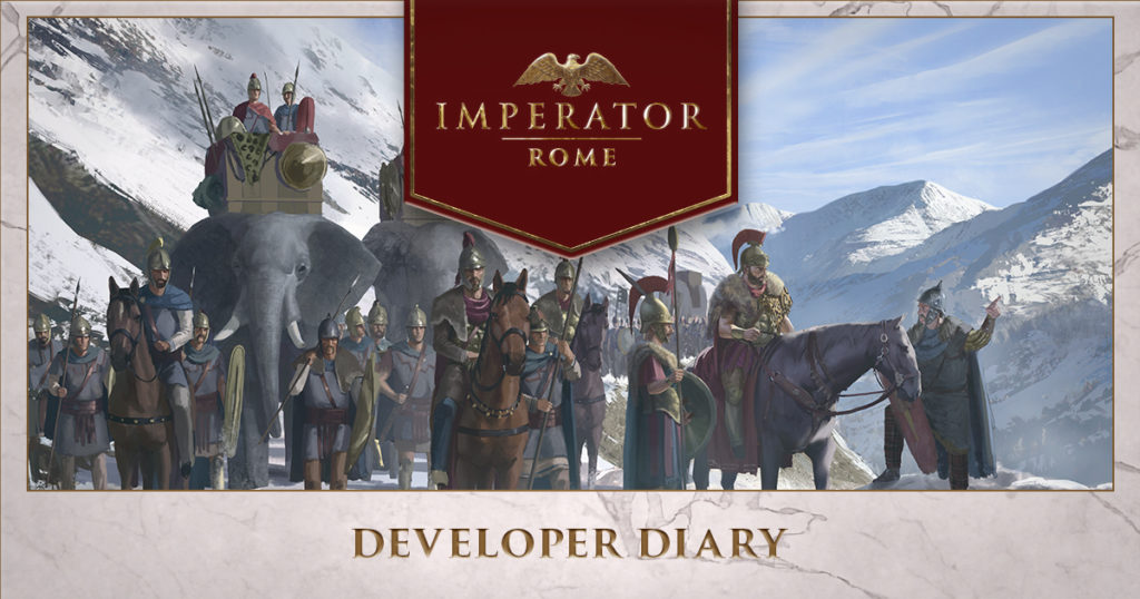 Dev Diary #98: Important Studio News
