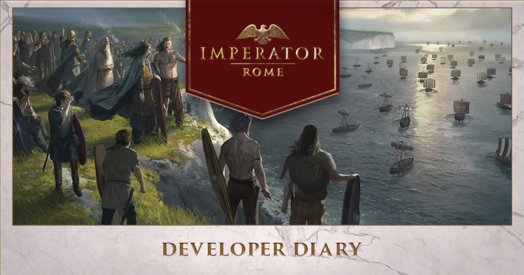 Dev Diary #104: 19th of October 2020