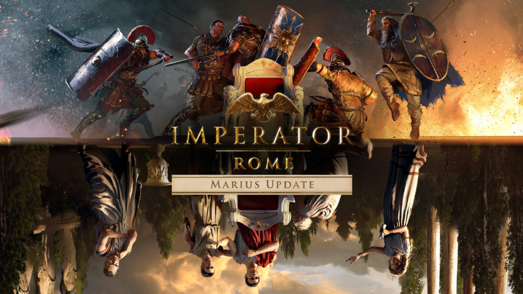 Imperator: Rome – Heirs of Alexander and 2.0 Marius Announcement