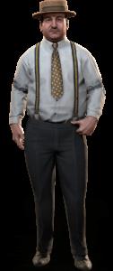 Boss portrait