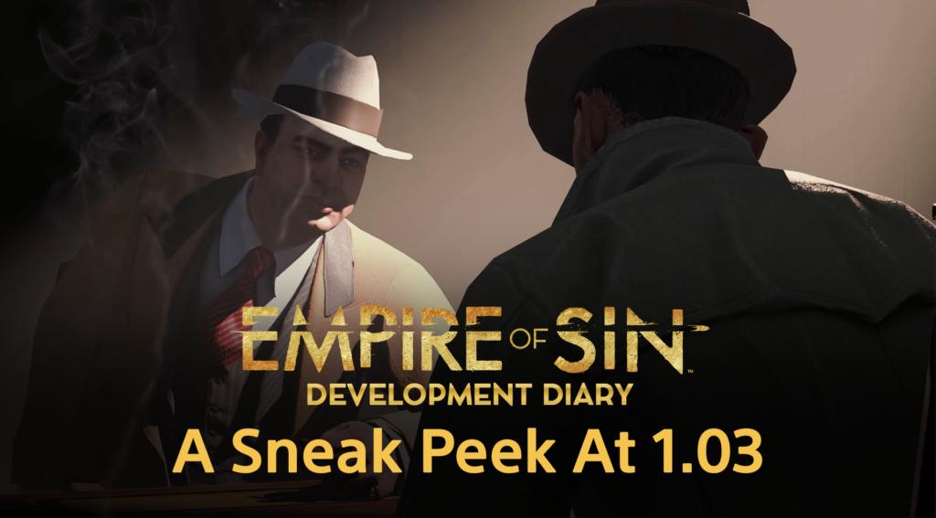 A Sneak Peek At 1.03