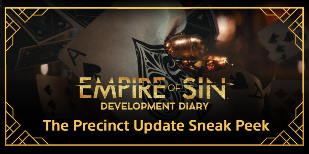 Dev Diary: The Precinct Update Sneak Peek