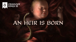 An Heir Is Born!