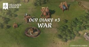 Dev Diary #3: War