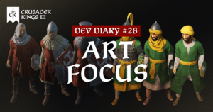 Dev Diary #28: Art Focus
