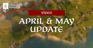 April and May Update