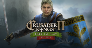 Crusader Kings II Stories: 1st Place