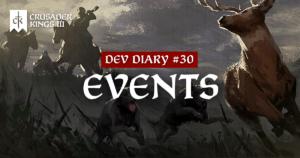 Dev Diary #30: Event Scripting