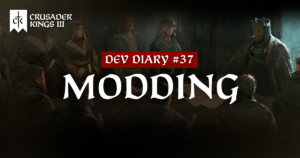 Dev Diary #37: Modding