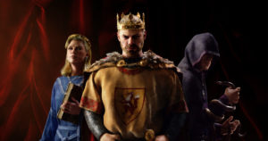 Long Live the King! Crusader Kings III OUT NOW!