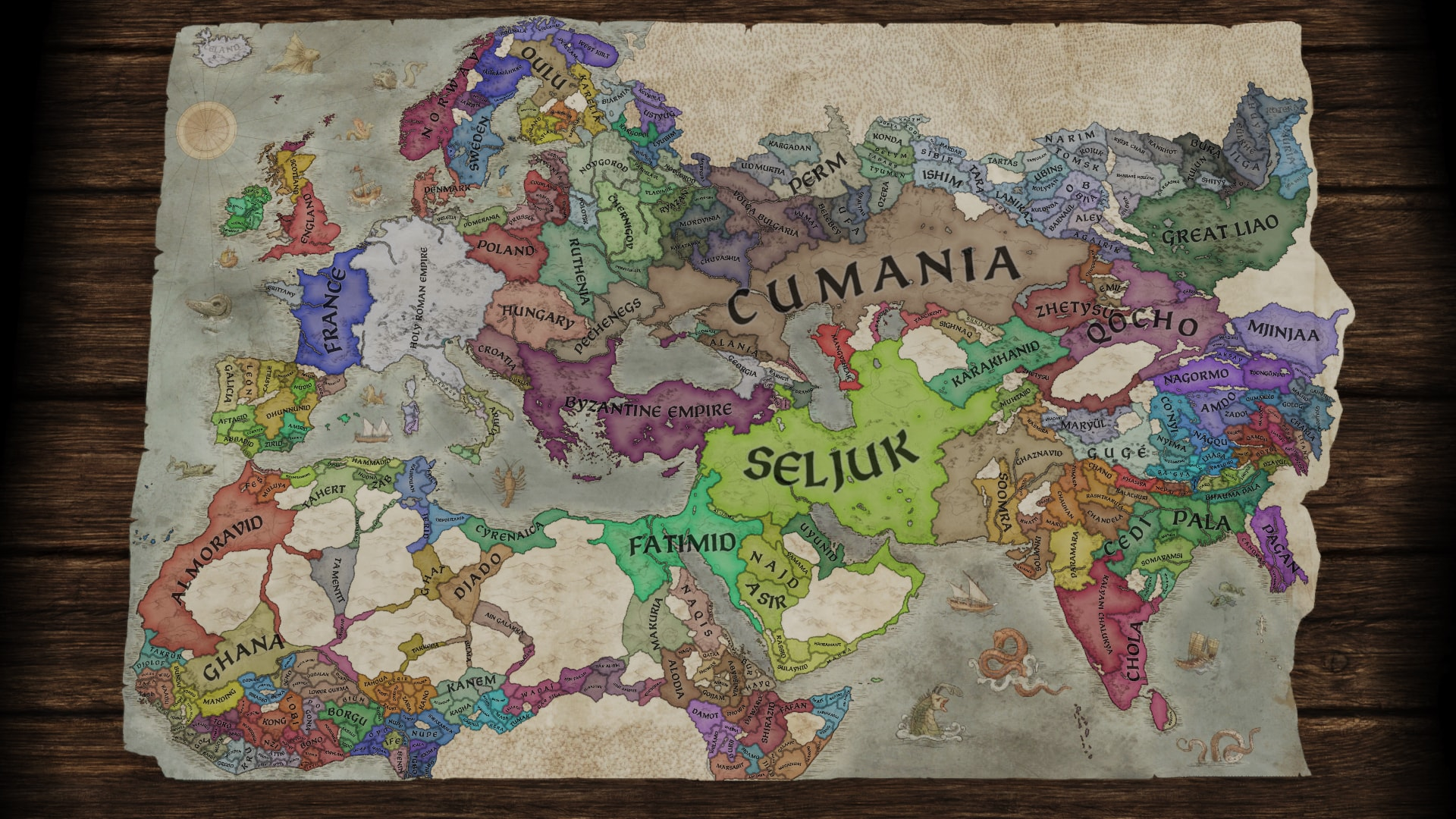 Crusader Kings III Patch 1.1 patch notes