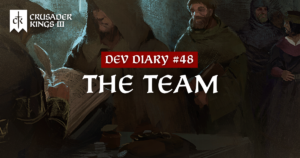 Dev Diary #48: The Team