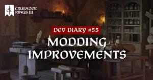Dev Diary #55: Modding Improvements