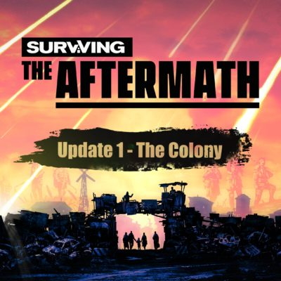 Update 1: The Colony