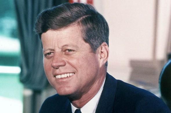 Фото Джона Кеннеди1