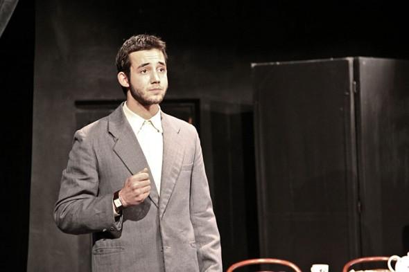 фото Даниил Певцов в театре
