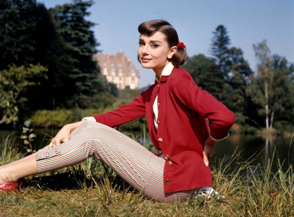 Love in the Afternoon (1957) - Audrey Hepburn