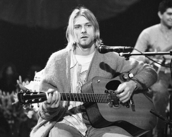 photo Kurt Cobain 3