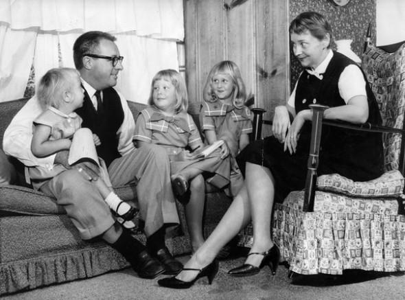 Всю свою жизнь Брэдбери прожил с одной женщиной, любимой женой Мэгги