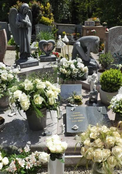 могила Грегори Лемаршаль