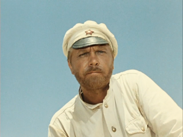 Роль товарища Сухова стала главной ролью в кинокарьере Кузнецова