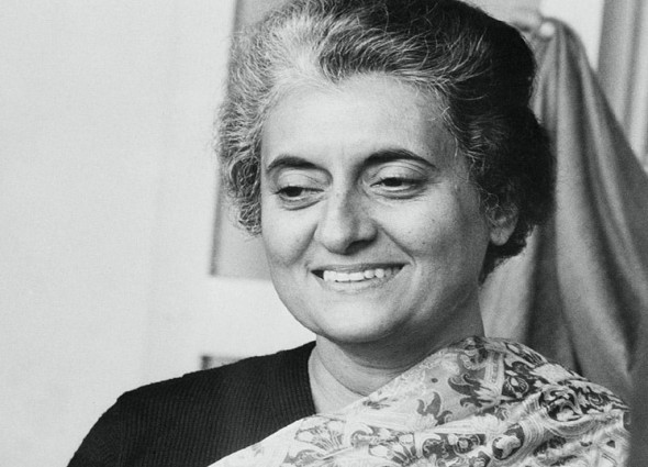 photo Indira Gandhi 1