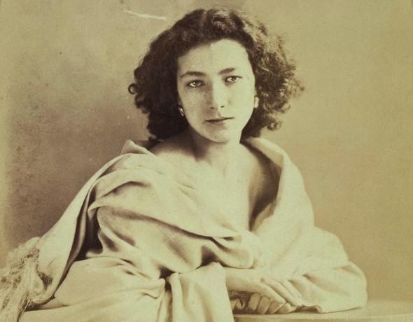 photo Sarah Bernhardt 1
