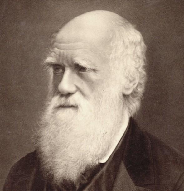 photo Charles Darwin 1
