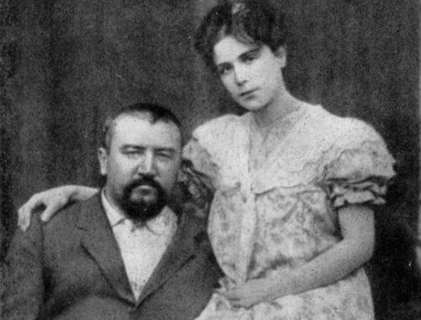 После смерти Александра Куприна работу над его творческим наследием продолжила супруга Елизавета Гейнрих