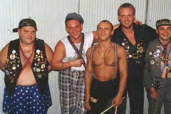 Леонид Петренко выделялся среди остальных участников группы «Дюна» своей особой харизмой