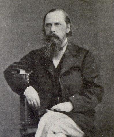Михаил Салтыков-Щедрин в 1870 г.