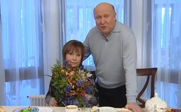 Татьяна Шанцева с мужем Валерием - губернатором Нижегородской области