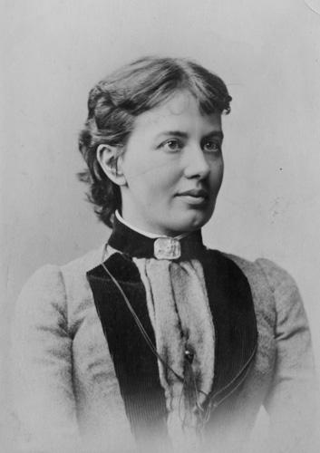 Софья Ковалевская в 1880-х гг.