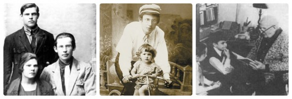 Фото из семейного архива Александра Волкова