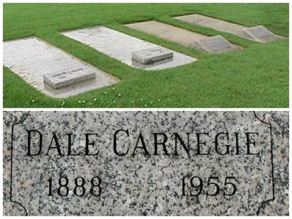 Могила Карнеги на кладбище Белтон в Нью-Йорке