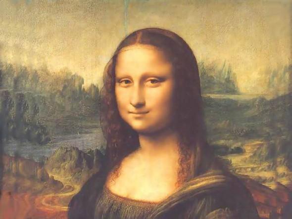 «Портрет госпожи Лизы дель Джокондо» - одна из наиболее известных работ Леонардо