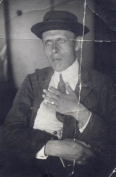 Даниил Хармс в 1930-х гг.