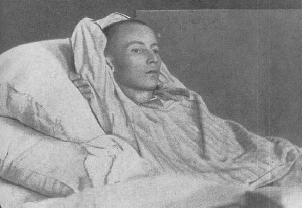 Последние дни жизни Тукая проходили на больничной койке