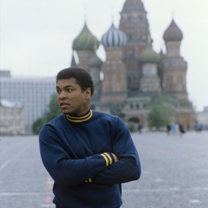 Мохаммед Али в Москве