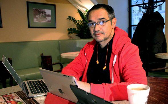 Носик активно занимался созданием контента и новых проектов