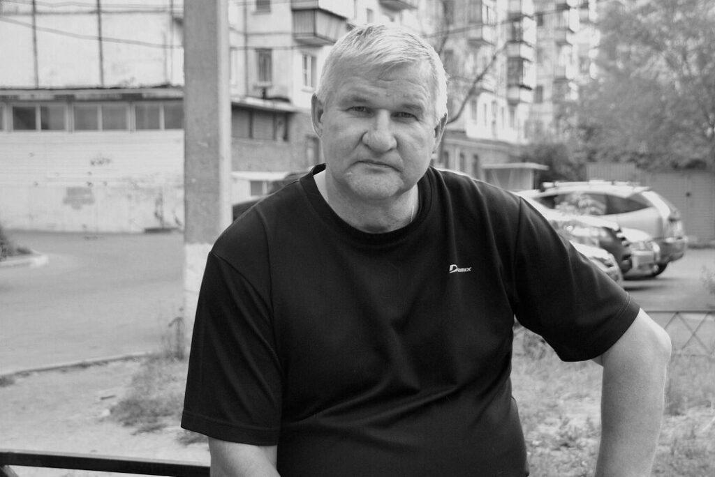 Владимир Николаевич Бухарин, тренер и хоккеист