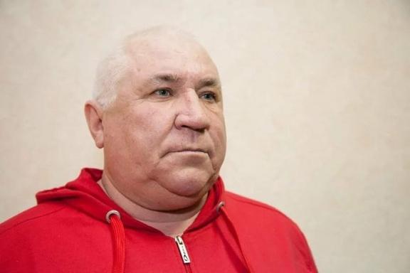 "Девятериков Сергей Александрович, ветеран ХК ""Салават Юлаев"""