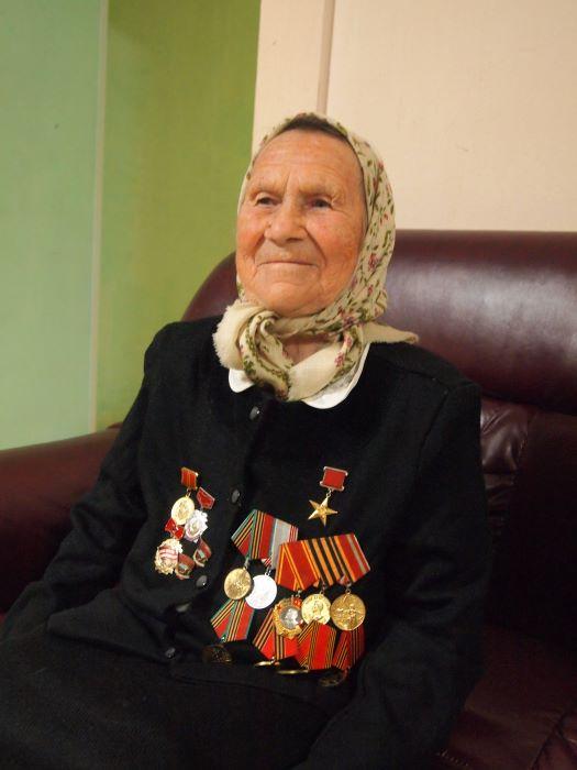 Драчёва Анна Терентьевна