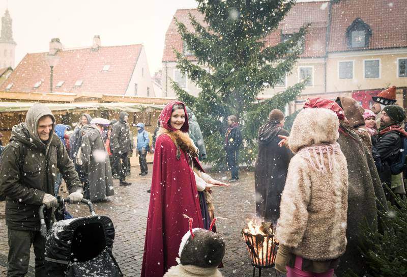 Medieval Christmas in Visby