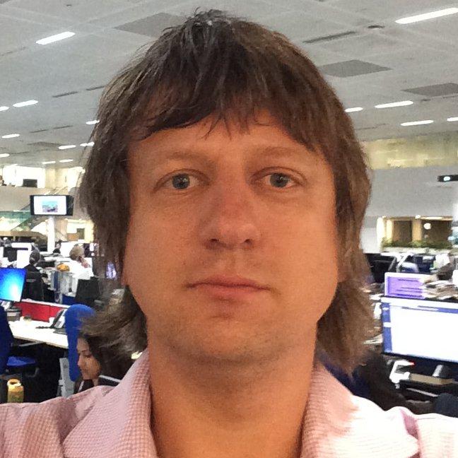 Chris Leadbeater - The Travel Journalist