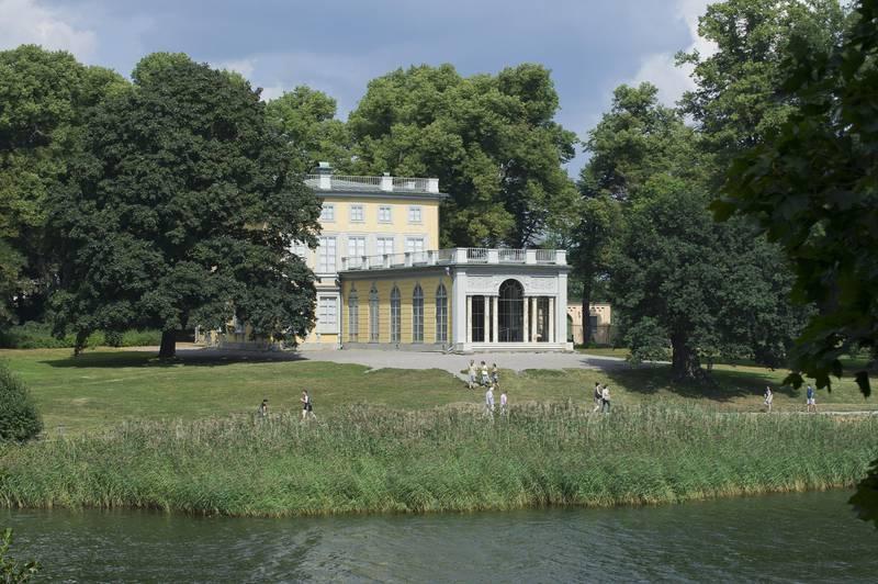 Pavilion von Gustav III, Stockholm