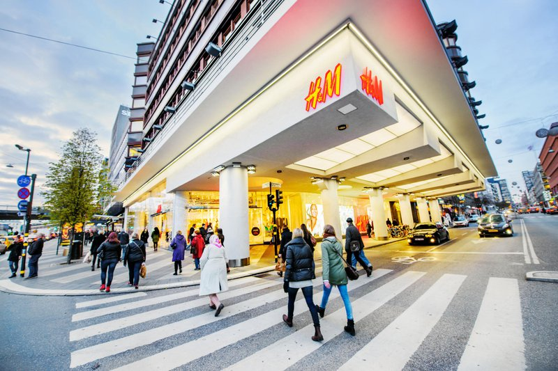 Magasin H&M à Stockholm