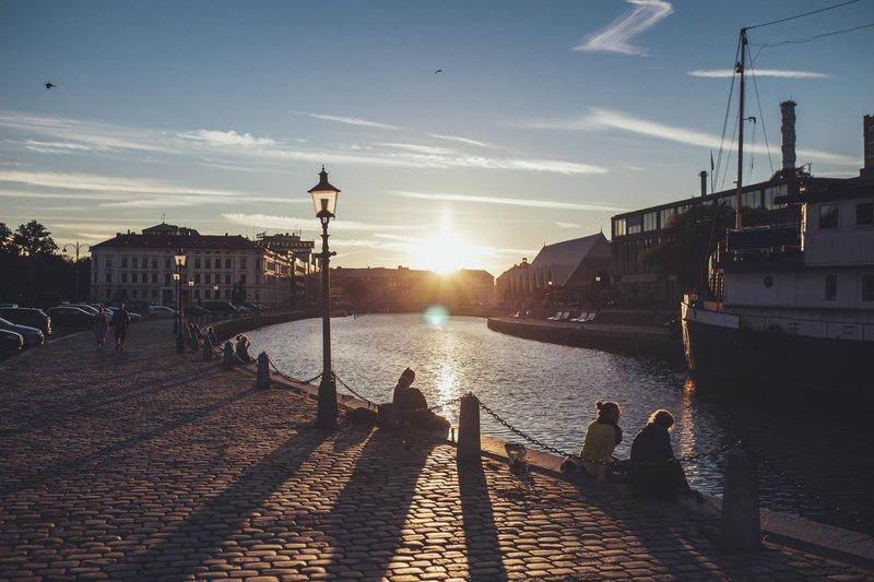 L'été à Göteborg