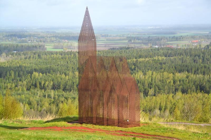 A Pile of Art sculpture park, Kumla