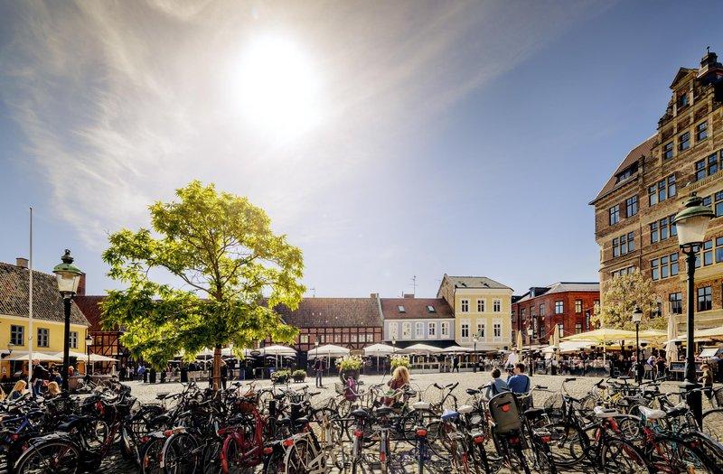 Lilla torg à Malmö